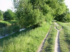 Neckar zwischen plochingen und wernau