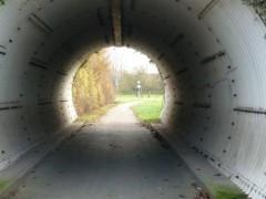Tunnelerfahrung in Remseck